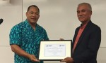 SPREP Pacific Champion on Climate Change - President Anote Tong