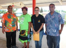 Celebrating World Water Day in the Marshall Islands