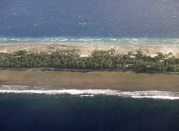 Rising seas on small islands: Pacific Conversations with SPREP