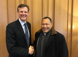 SPREP and CSIRO to work together to help strengthen Pacific island resilience