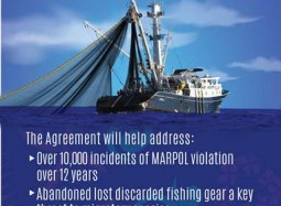 Pacific islands place safety of fishing vessels under the spotlight