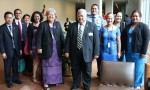 Samoa commits to revive voyaging heritage, as part of 12 commitments to oceans protection
