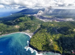 Assessment of ecosystems on Tanna island, Vanuatu commences