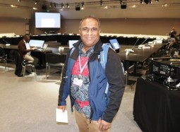 Team Pacific at the UN Climate Change Negotiations in Marrakech, Morocco: Solomon Islands