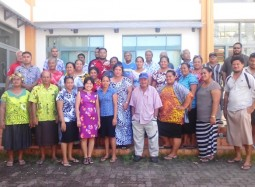 Developing a Waste Policy and Action Plan for Tuvalu