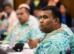 Weather and climate information vital for development, says Kiribati Met Director