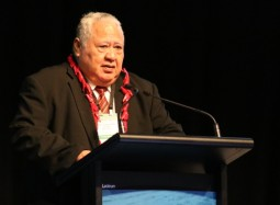 Samoa showcased at Pacific Ocean, Pacific Climate Conference in Wellington