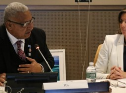 Fiji renews call for bold global action on oceans