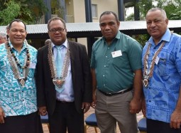Pacific Islands Roundtable for Nature Conservation to help countries to implement Voluntary Commitments made at the United Nations Ocean Conference