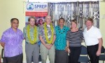 Peace Corps volunteers start at SPREP