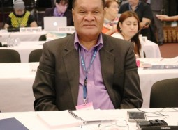 Papua New Guinea, holding Observer status at the Convention on Migratory Species Conference in Manila