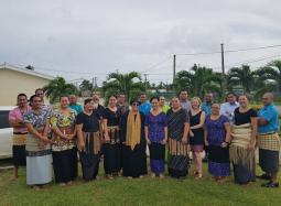 Stakeholders meet to develop State of the Environment Report and the National Environment Management Strategy for Tonga