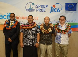 History in the making as first Clean Pacific Roundtable opens in Suva
