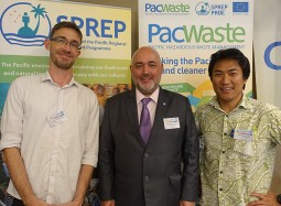 Disaster waste in the spotlight at Clean Pacific Roundtable