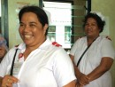 Healthcare waste management training gets underway in Kiribati
