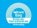 Introducing the Iokwe Bag – a rubbish bag with a difference