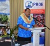 DDG Latu's Opening Speech  at the 2nd Pacific Meteorological Council Meeting, Nadi, Fiji