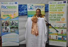 DG Latu's Statement at the Opening of the SPREP Office in Fiji - 26th July, 2016