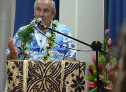 DG Sheppard's Opening Remarks at the Expanding Waste Management Services of Pacific Island Countries through International Public Private Partnerships (PPP), 03 September 2014