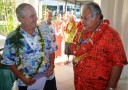 DG Sheppard's Welcoming Speech at the Opening of UNEP Office at SPREP, 2nd September 2014, Apia, Samoa