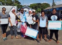 Raka7's inaugural tournament in Fiji commits to a plastic free event