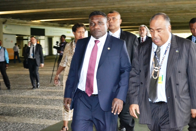 Solomon Islands commends Pacific hosting of SIDS meeting