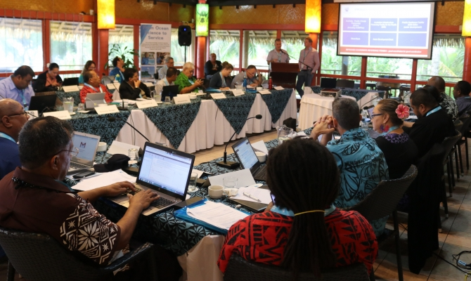 NZ the newest partner of the Climate and Ocean Support Program in the Pacific