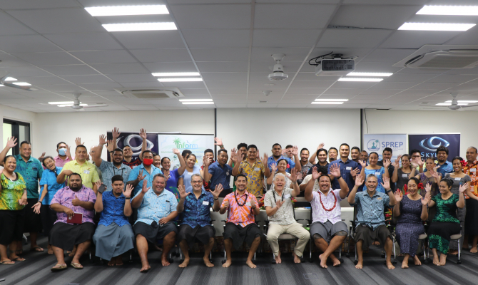 Conference Highlights the Importance of Geographic Information Systems in Samoa