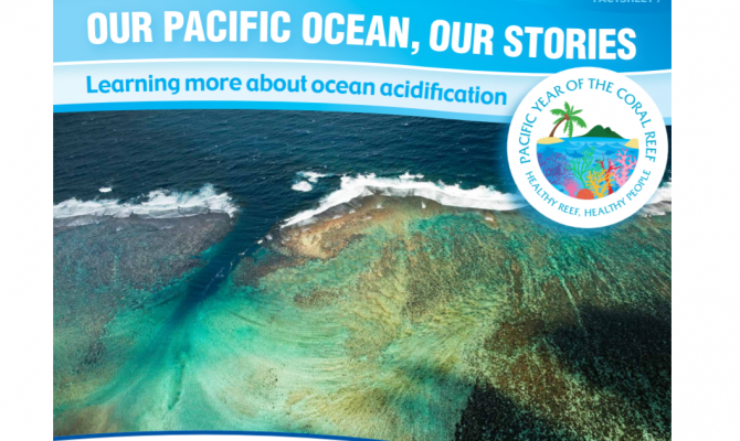 Growing the Oceans Toolkit for Pacific media to mark World Oceans Day!