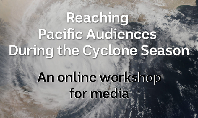 Reaching Pacific Audiences