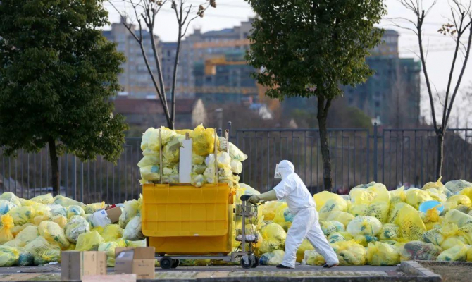 Effective Management of Medical Waste Essential During Pandemic