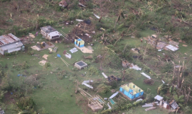 TC Harold destruction in Vanuatu