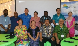 New website for Cook Islands Meteorological Service