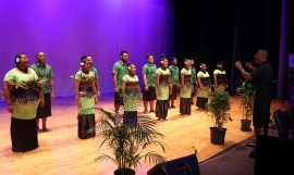 Pacifika Voices Choir