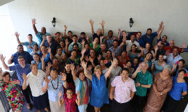 SPREP celebrates 27 years of service to the Pacific