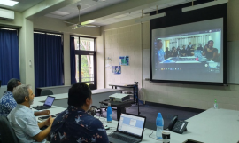 First virtual EIA and ESS Training delivered for Kiribati Environment and Conservation Division
