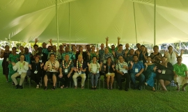 Group pic at NDA workshop in Samoa