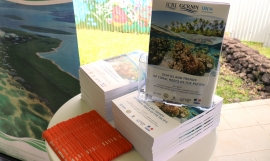 Status and Trends of Coral Reefs of the Pacific report that was launched