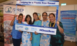 Pledging for a Plastic Free Ocean this World Environment Day