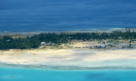 Tarawa, Kiribati (Photo credit: Carlo Iacovino)
