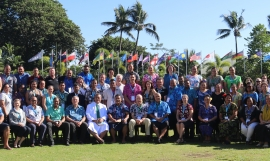 Pacific Protected Areas regional workshop