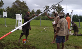 GCF funding to strengthen climate and oceans observations for Vanuatu
