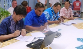New Pacific Climate Change Centre to be hosted at SPREP