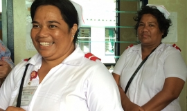 A new model for the management of healthcare waste in Kiribati