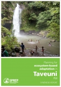 Ecosystem-based adaptation Taveuni, Fiji Islands