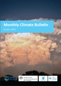 COSPPac Monthly Climate Bulletin, October 2019
