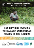Use natural enemies to manage widespread of weeds in the Pacific - battler series