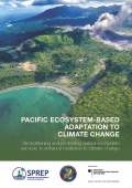 Pacific ecosystem-based adaptation climate change resilience