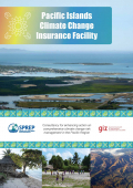 Pacific islands climate change insurance facility report