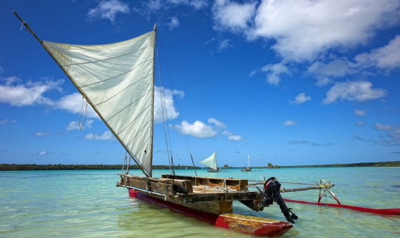 Traditional Canoes_New Caledonia